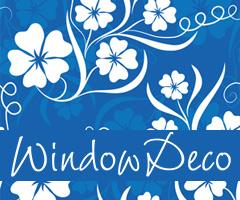 Zelf uw eigen unieke raamfolie ontwerpen op WindowDeco, Raamfolie, Glasfolie